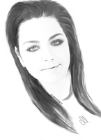 Amy Lee by blackmag