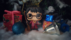 Holiday Funko Pop Figure 13 by iAmAneleBiscarra