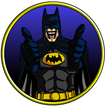 Batman Approves by Great-Guardian