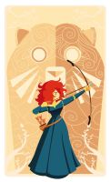 Merida by Alexisvivallo