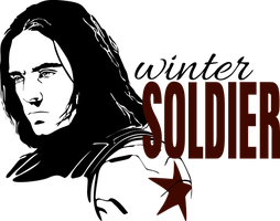 Bucky (Winter Soldier) by Mad42Sam