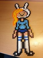Hama Beads ~ Adventure Time~Fionna by TheBestHamaCreatings