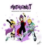 Antagonist - We won! by nivlacart