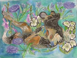 AWD Spring 2010 Contest by Eviecats