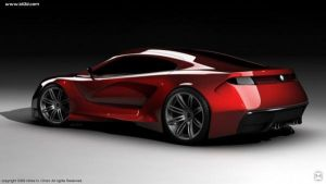 BMW CONCEPT by KGOODNER