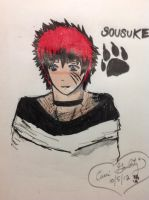 Sousuke's Profile by WolfieloveKibalover