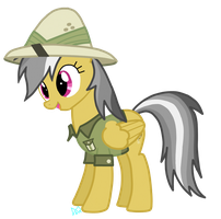 Daring-Do 5 by DrumblastingQuilava
