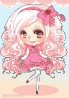 Dainty Treasures - Bonnie by Minty-Kitty-Art