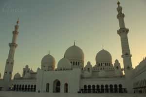 Zayed mosque april 2011 by amirajuli
