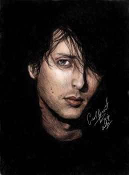 The Picture of Carl Barat by ZipFonGlitter
