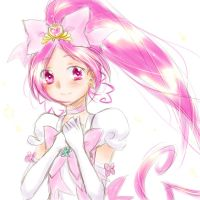 HeartCatch - a Flower of Pride by maia-7