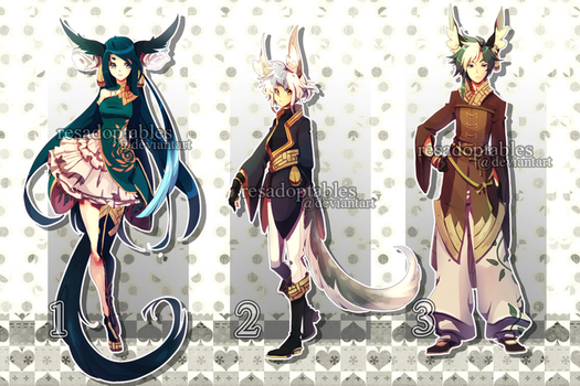 ADOPTABLES22 [CLOSED] by resadoptables