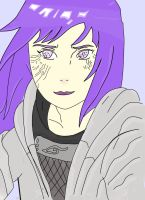 Hinata Colored by TheirOwn