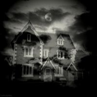 Midnight Mansion by lostknightkg