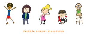 Middle school memories by chunghwa