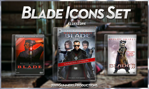 -Blade Icons Set- by Hemingway81
