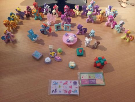 My Little Pony Hoard V2 by Scraticus