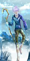 Jack Frost by eneleven