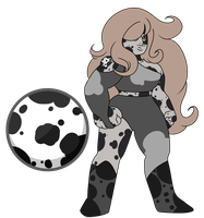 Custom Dalmatian Jasper by Little-Miss-Dreadful