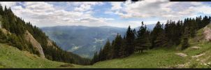 Carpathians near Brasov by citrina