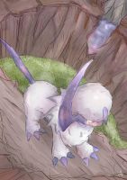 Day 128A - Absol , 1/3 by AutobotTesla