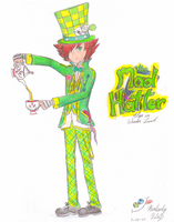 Mad Hatter by cold-nostalgia