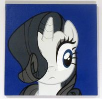 Grayscale Hair Rarity by pyrobob