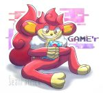 Poke Gamer || Commission by Ppoint555