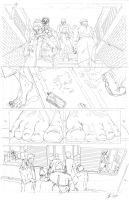 7th Throne Pg2 pencils by Theamat