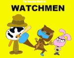 The Amazing World of Watchmen by 780000