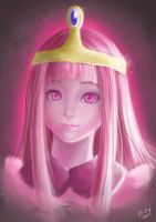 Princess Bonnibel Bubblegum by phillydelphy