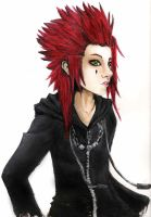 Another Axel by dragonchickenmonster