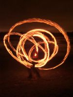 Fire Dancer by danceafterdark
