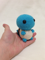 Squirtle Amigurumi by DaftPassion