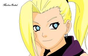 Ino by Marlonepicarts