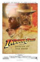 Indiana Jones and the Beacon of the Gods Poster by MagyarEagle