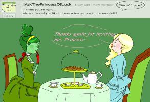 Question2~ Tea Party? by AskDolli