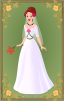 Meghan, wedding dress by taytay20903040