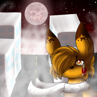 Welcome to Silent Hill by eevee4everX3
