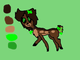 Choclate ref by The-she-kitty-trio