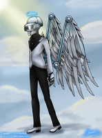 Angel!Thomas by GingaAkam