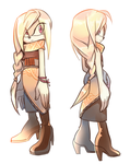 and another fan character by lujji