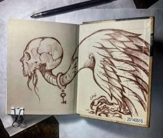 Instaart - Vulture by Candra