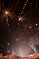Fireworks by Flaeger