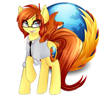 Firefox by Sugarberry3693