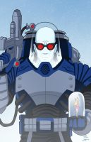 Mr. Freeze by phil-cho