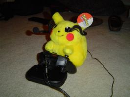 Picachu, I choose you by Gzip16