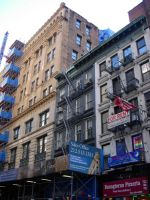 NY downtown 1 by LL-stock