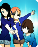 Hangin' Out K-On Style by Willawalo1997