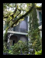 anne rice's house by -basketcase-